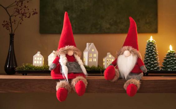 Полезно знать Новогодний переполох: заказываем необычный праздничный декор изображение