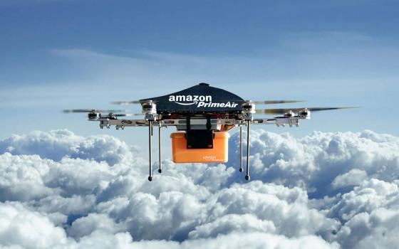 Полезно знать Amazon и обновленная дроновая программа доставки. изображение
