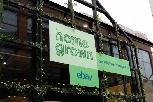 Полезно знать eBay объявило о создании первого в Великобритании концептуального магазина изображение