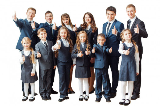 Полезно знать Скоро на учёбу: рейтинг качества школьной формы в зарубежных онлайн-магазинах. изображение