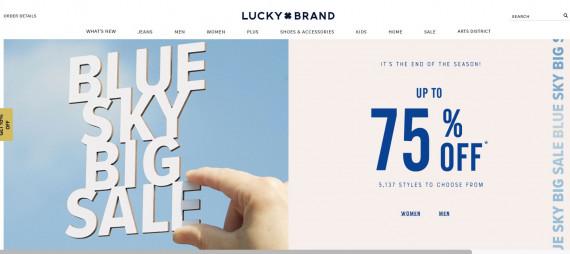 Lucky Brand изображение