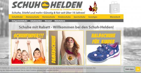 Schuh-Helden изображение