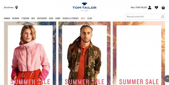 Tom Tailor изображение