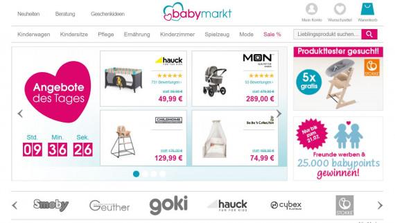 Baby-Markt изображение