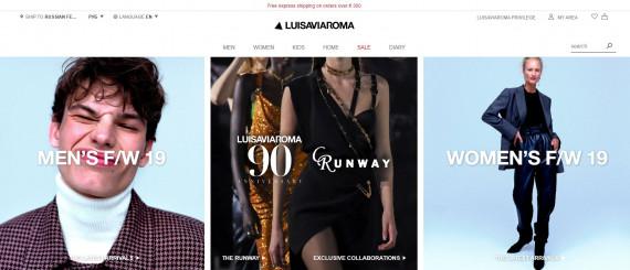 LuisaViaRoma изображение
