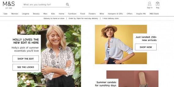 Marks&Spencer изображение