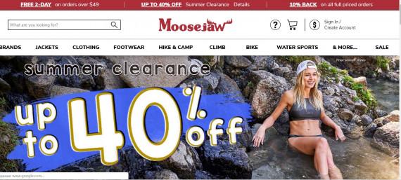 Moosejaw изображение
