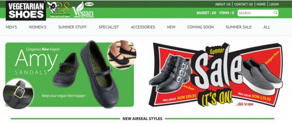 Vegetarian Shoes изображение